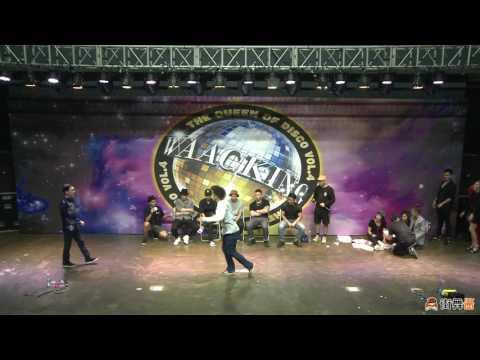 THE QUEEN OF DISCO Vol 4 Freestyle Final Wizzard vs Santa | Final |