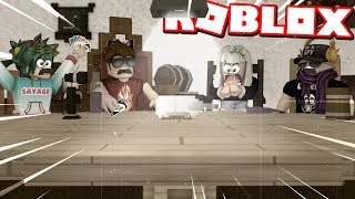 FAMILY GAME NIGHT... GETS RAGEY! -- ROBLOX UNO