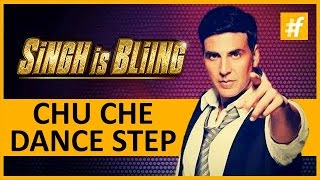 vuclip Rustom star Akshay Kumar Teaches Singh is Bliing's