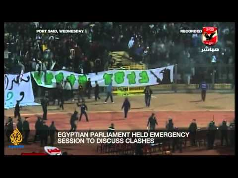 Inside Story - Is Egypt's football tragedy a conspiracy?