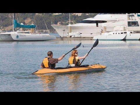 AE1033-O Lagoon2 kayak Setup Video