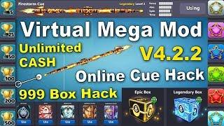 8 Ball Pool Fun With Mega Mod Virtual Features