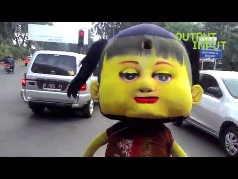 Badut Jalanan Goyang GoJigo - 25 SCTV