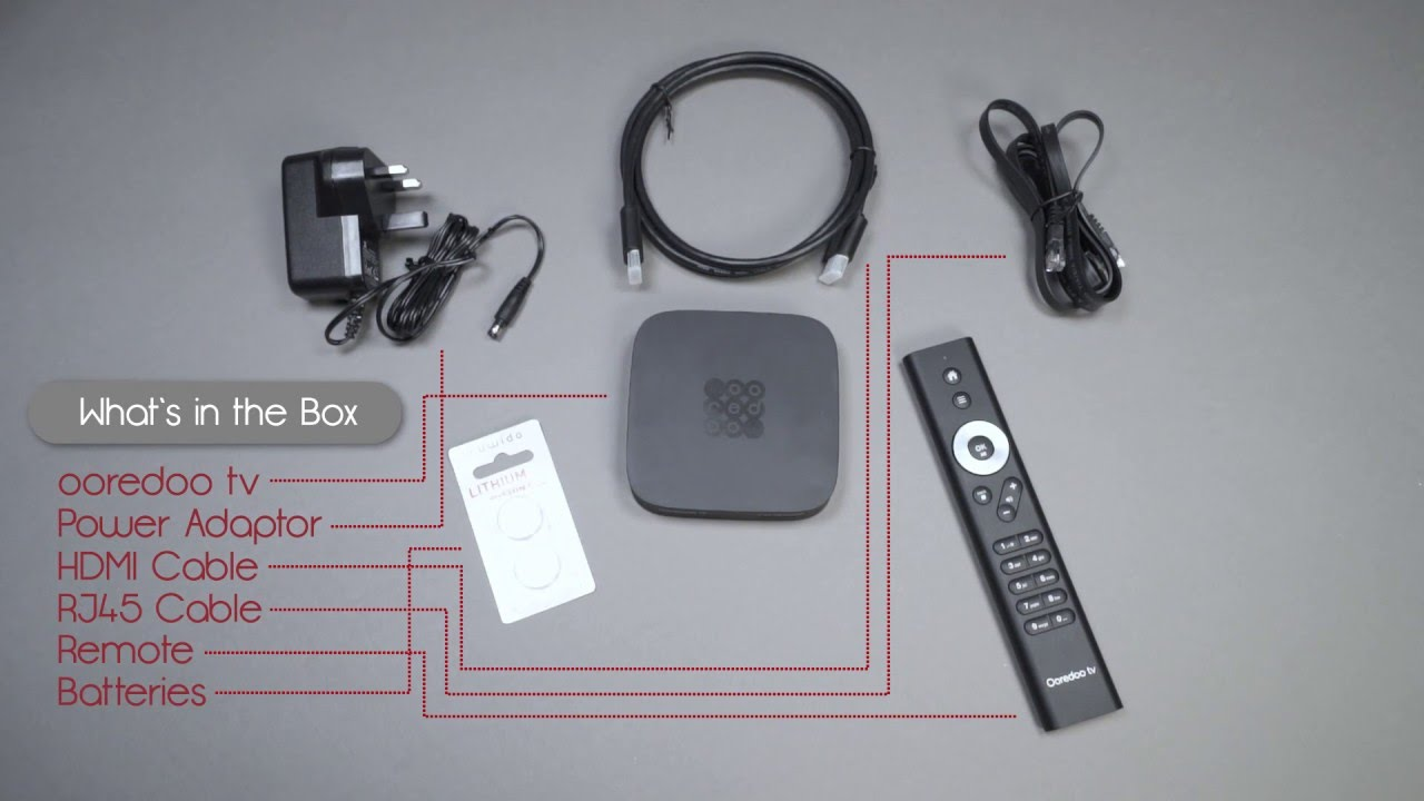 Ooredoo Tv Unboxing Uncover The Future Of Entertainment