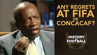 Jack Warner Interview; Any regrets whilst at FIFA or CONCACAF?   History Of Football Interview