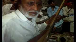 Pashto Sitar Music:  استاد وهاب ګل منيري کلۍ صوابې