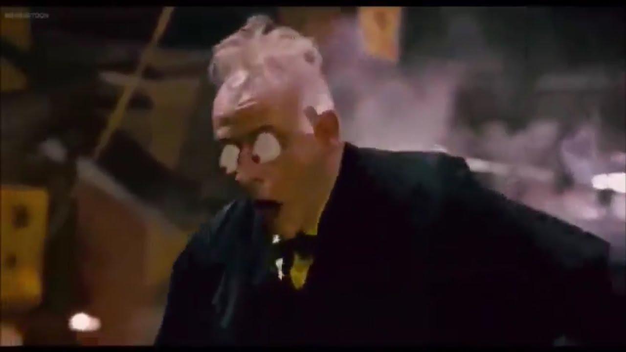 Judge Doom\'s Death - YouTube