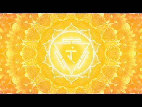 SOLAR PLEXUS CHAKRA Sleep Meditation | Raise Personal Energy Vibration | Healing Sleep Music