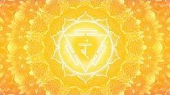 SOLAR PLEXUS CHAKRA Sleep Meditation | Raise Personal Energy Vibration | Healing Sleep Music
