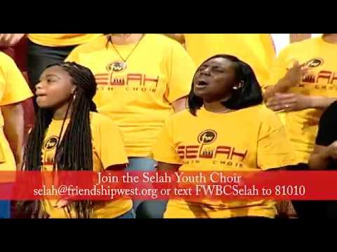 "Selah Youth Choir of Friendship-West singing ""So Amazing"""