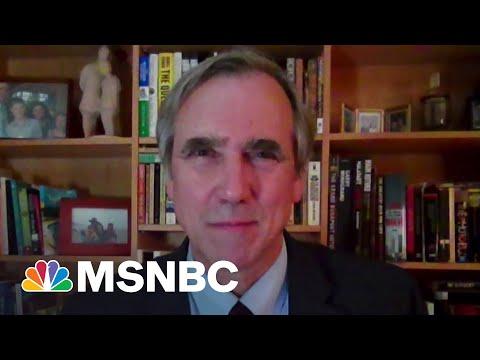 Sen. Merkley: Urgent Need For Voting Rights Bill | MSNBC