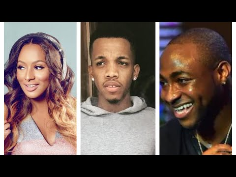 Dj Cuppy FALSELY accused of cheating on Davido's Manager with Tekno.