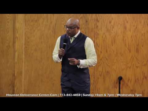 Houston Deliverance Center May 20, 2015