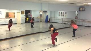 Repeat youtube video Black Skinheads Choreography