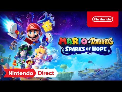 Mario + Rabbids Sparks of Hope – Nintendo Direct | E3 2021