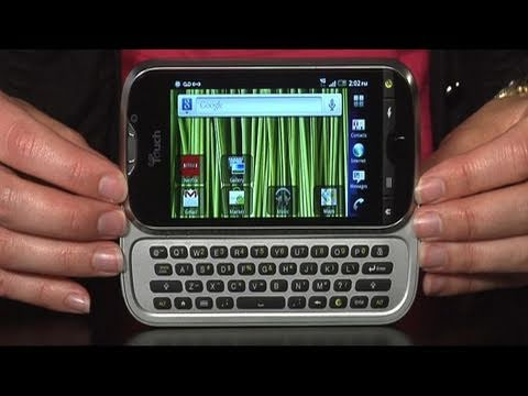 First Look: T-Mobile MyTouch 4G Slide