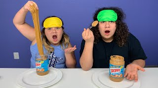 Real Food vs Slime Food Switch Up Challenge!