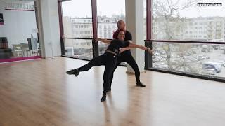 Training for the Louisa, dancer from Australia #03  - Captain Salsa