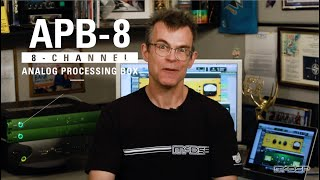 Colin's Corner (In the Office) EP#12 - Introducing the APB-8