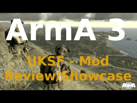 Arma 3 - UKSF Mod Review