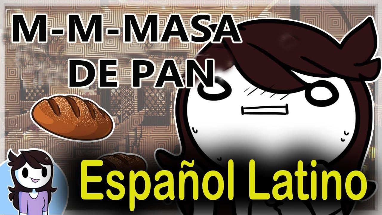 M-M-Masa de Pan | Dough D-D-Dear / Jaiden Animations [Español Latino]
