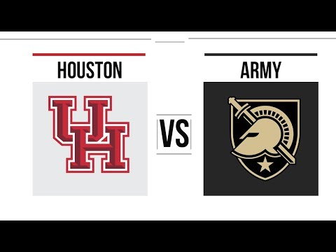 2018 Armed Forces Bowl Houston vs Army Full Game Highlights