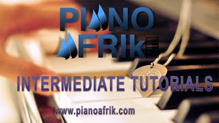 suspended chords intermediate tutorial lesson two by piano afrik