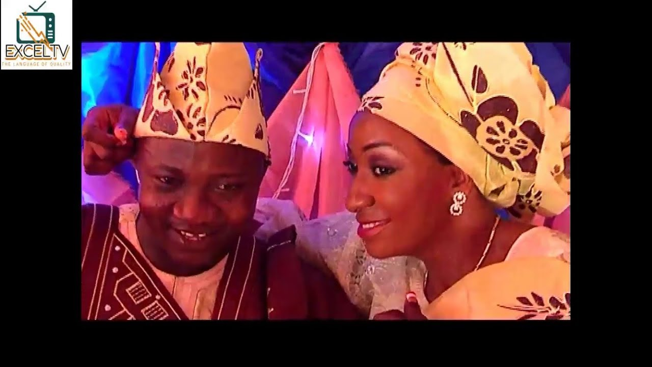 Download IGBEYAWO SANYERI SAOTI AREWA ENTERTAIN THE COUPLE AND WAS GLAMOROUS