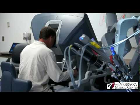 Robotic Prostate Surgery - The Nebraska Medical Center