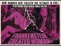 Hammer Horror Film Reviews - Frankenstein Created Woman (1967)
