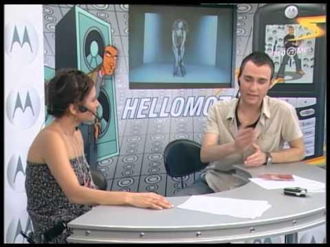 Number 1 TV 12 Nisan 2005 Hello Moto programı Göksel