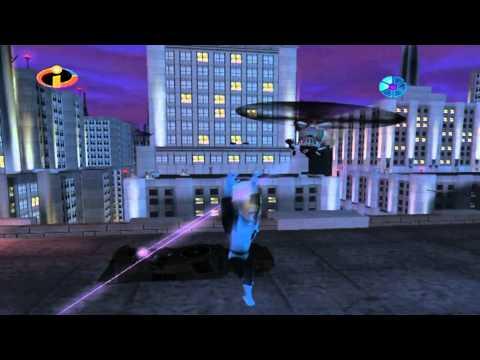 The Incredibles - суперсемейка - прохождение (часть 3)