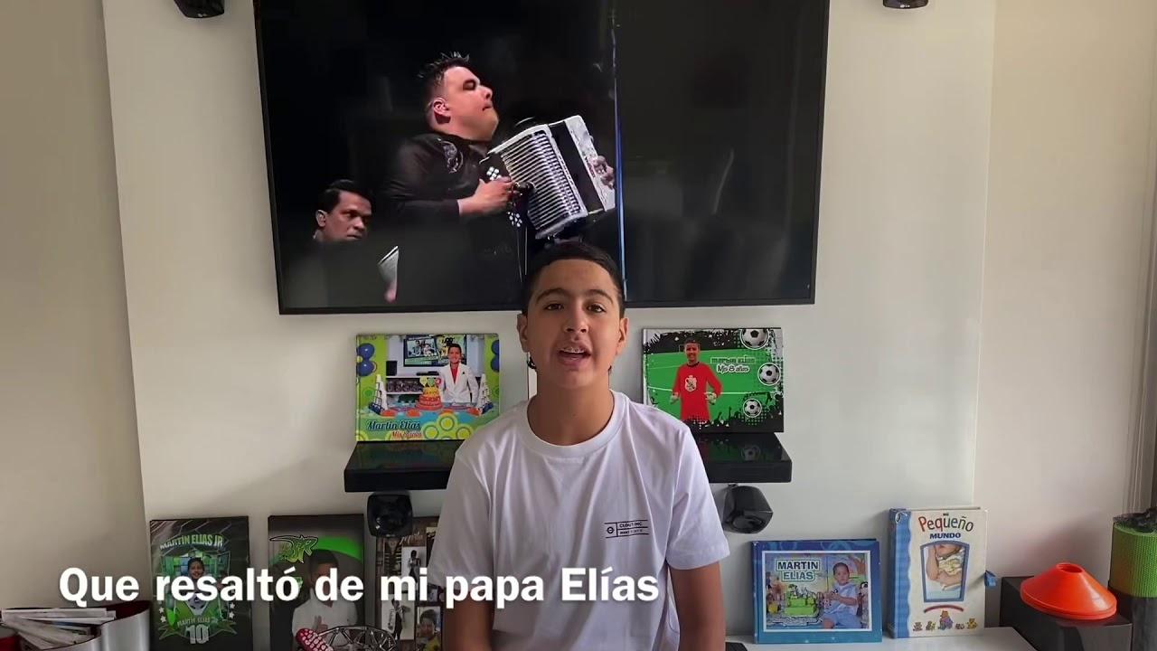 Martín Elías Jr 18 junio 2020 preguntas