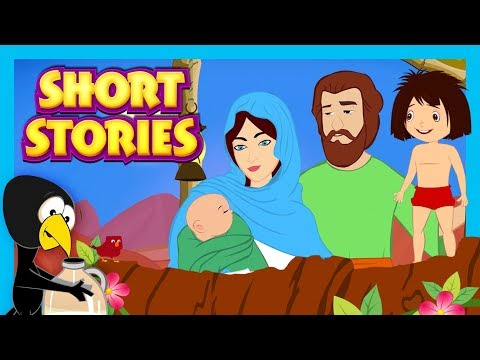 Short Stories - Learning Stories For Kids || The Jungle Book and More || Kids Story Compilation