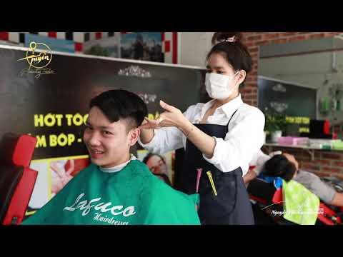 Cắt tóc nam đẹp tại Đồng Tháp