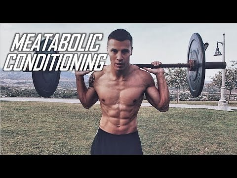 What is metabolic conditioning??�� Burn fat and maintain muscle!