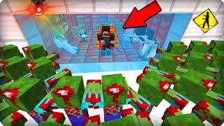 Побег из Сектора 7 [ЧАСТЬ 47] Зомби апокалипсис в майнкрафт! - (Minecraft - Сериал)