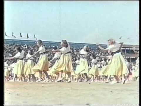 XI  všesokolský slet 1948