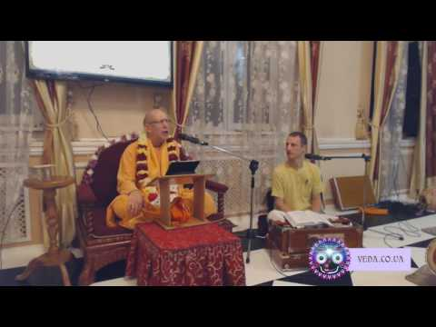 Бхагавад Гита 3.4 - Бхактивайбхава Свами