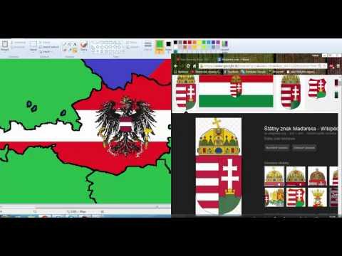 TEST-Czechoslovakia + Central Europe 1989 Flags