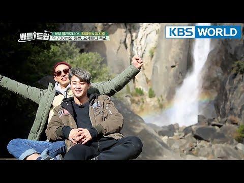 Battle Trip | 배틀트립 – Ep.79 : Jungwon & Jihun's Tour to Northern California! [ENG/TAI/2017.03.04]