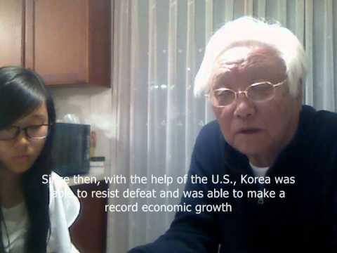 Interview Kim Chang Shik