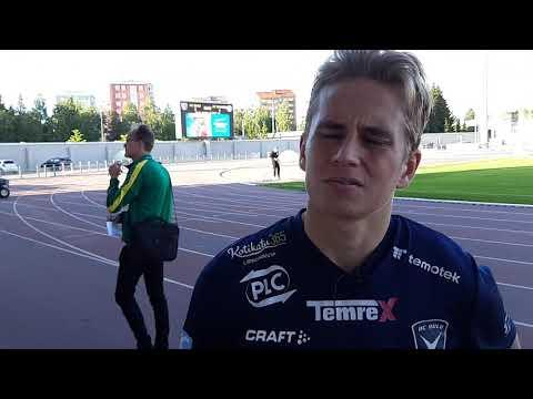 ACOTV Rönkän jälkipelit: AC Oulu - AC Kajaani 26.6.2018
