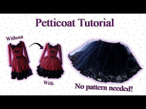 Petticoat Tutorial thumbnail