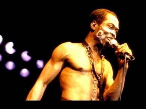 Check out the Fela Kuti museum in Lagos! ... Nigerian Music