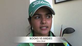 Golf IN India: Young Seher Atwal on Tee Off With Shaili Chopra