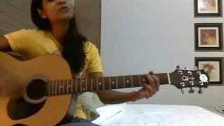 Iktara- Guitar Cover by Monika Arya