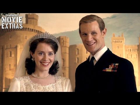 The Crown 'Ensemble Cast' Featurette | Netflix