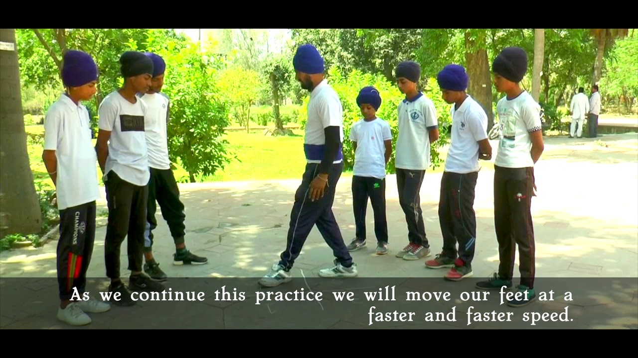How to Learn Gatka pictures
