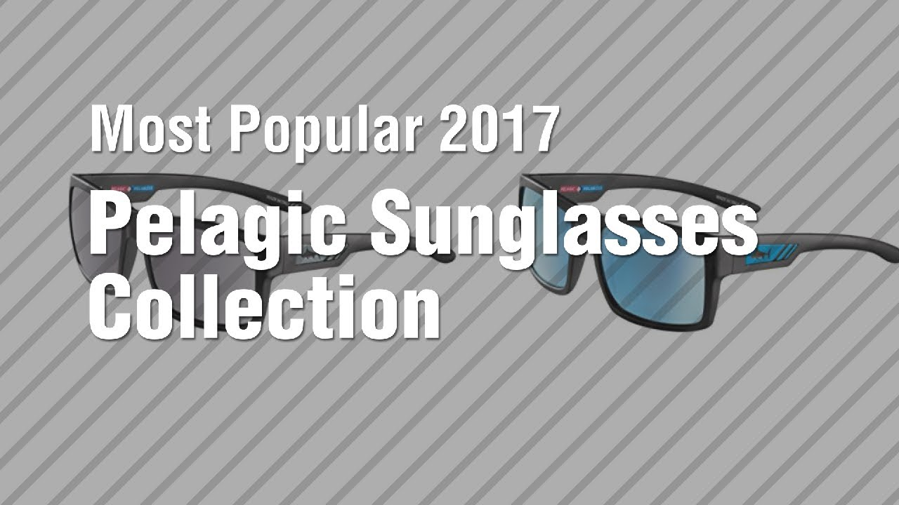 e14bc9ab78 Pelagic Sunglasses Collection    Most Popular 2017 - YouTube